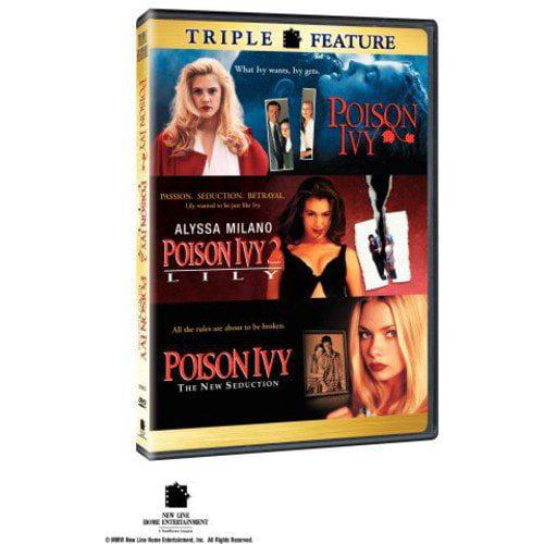 Poison Ivy / Poison Ivy 2: Lily / Poison Ivy 3: The New Seduction (Triple Feature)