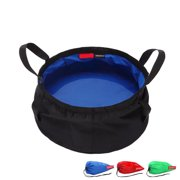 5set Houkiper Set Kitchen Utensils Hiking Picnic Collapsible Face Face Washing Non-stick Cookware