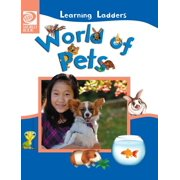Learning Ladders 2/Hardcover: World of Pets (Hardcover)