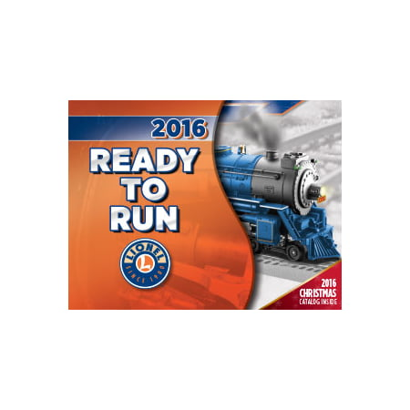 Discount Christmas Catalogs (Lionel 6-83804 Lionel 2016 Ready to Run Set/Christmas)