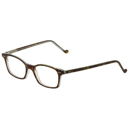Lafont Reedition Eyeglasses Monsieur 675 Havana/Teal Crystal Optical ...
