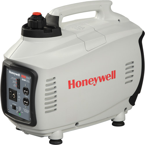 Honeywell 2,000 Watt 4-Stroke OHV Portable Gas Powered Inverter Generator