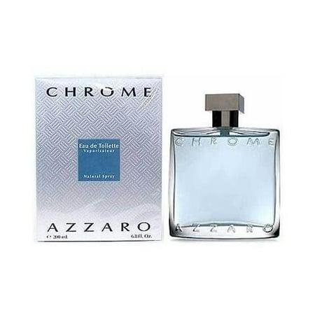 Chrome by Azzaro 6.8 oz EDT for (Azzaro Tester)