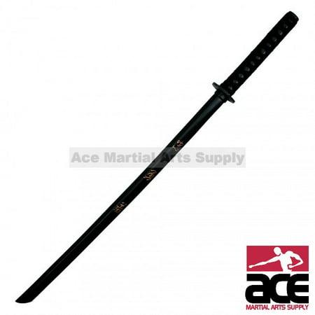 (Loyalty Wooden Kendo Practice Bokken Katana Sword W/ Wrap)