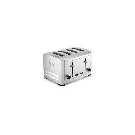 All Clad 4 Slot Toaster Stainless Steel Tj804d