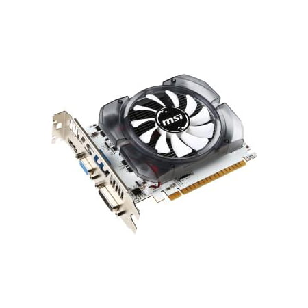 One Ind Graphics - MSI Video NVIDIA GeForce GTX 730 2GB DDR3 PCI Express 2.0 Graphics Card