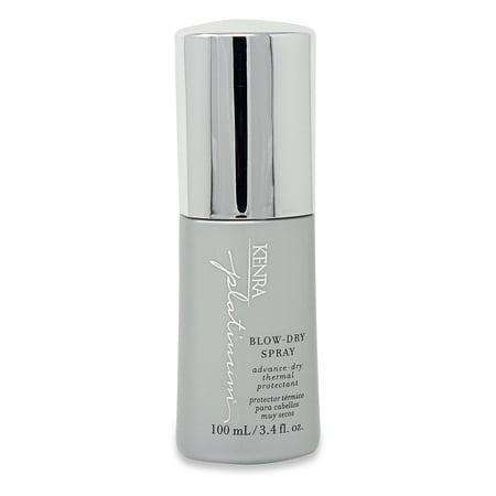 - Platinum Blow Dry Spray, By Kenra - 3.4 Oz Hair Spray