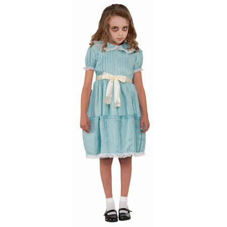 Halloween Child Creepy Sister Costume](Creepy Baby Costume)