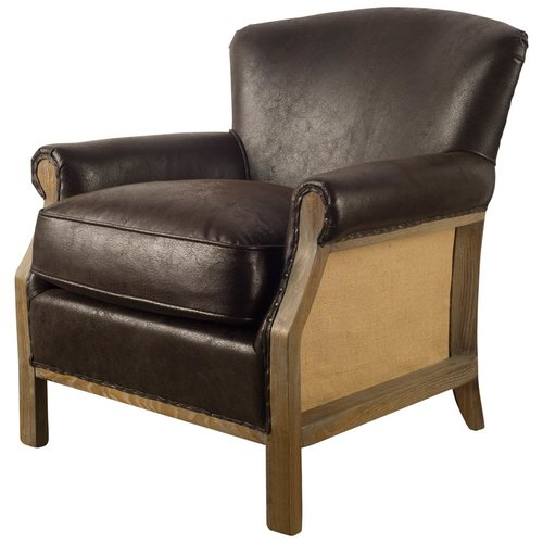 Nice Union Rustic Tanner Armchair