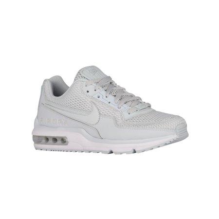 photos officielles 8b072 ee010 Nike Air Max LTD Men's Running Shoes Pure Platinum/Pure Platinum/White/Pure  Platinum