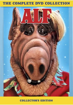 Click here to buy Alf Collection: Seasons 1-4 (DVD) by Lions Gate.