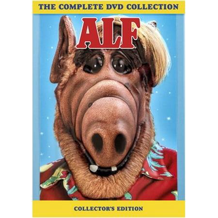 Alf Collection: Seasons 1-4 (DVD) (Halloween 1-8 Collection)