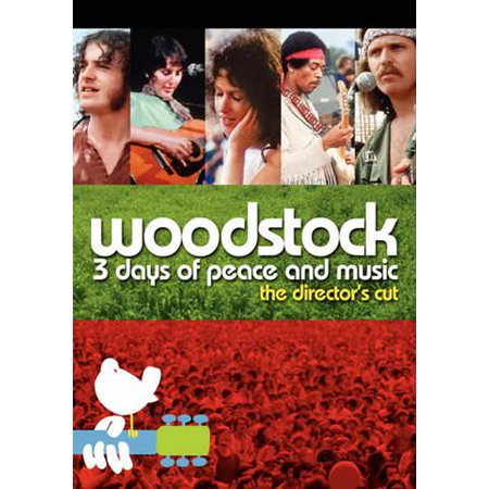 Woodstock: 3 Days of Peace and Music (The Director's (During Woodstock Music)