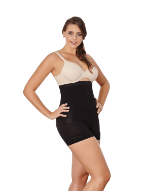3e9488cbc0 Product Image Body Shaper for Women Plus Shaper Thermal High Panty - ShapEager  Body Shapers Shapewear and Fajas