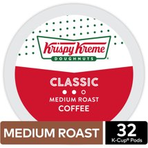 Coffee Pods: Krispy Kreme