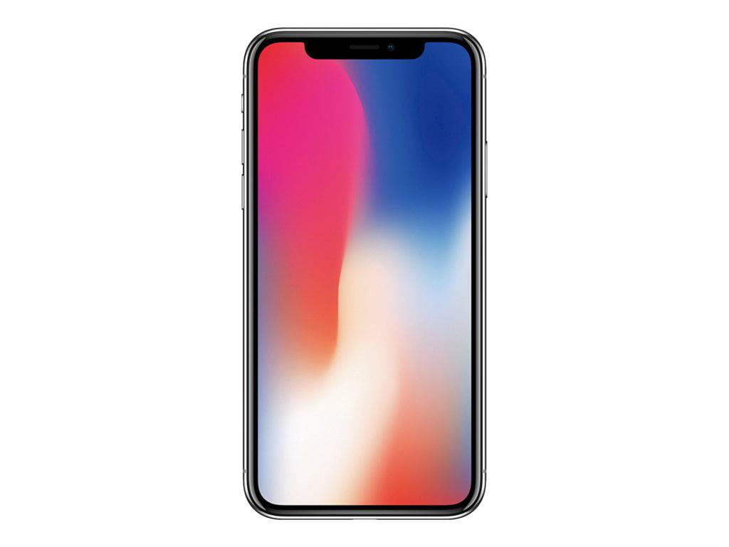 Straight Talk Prepaid Apple iPhone X 64GB, Space Gray