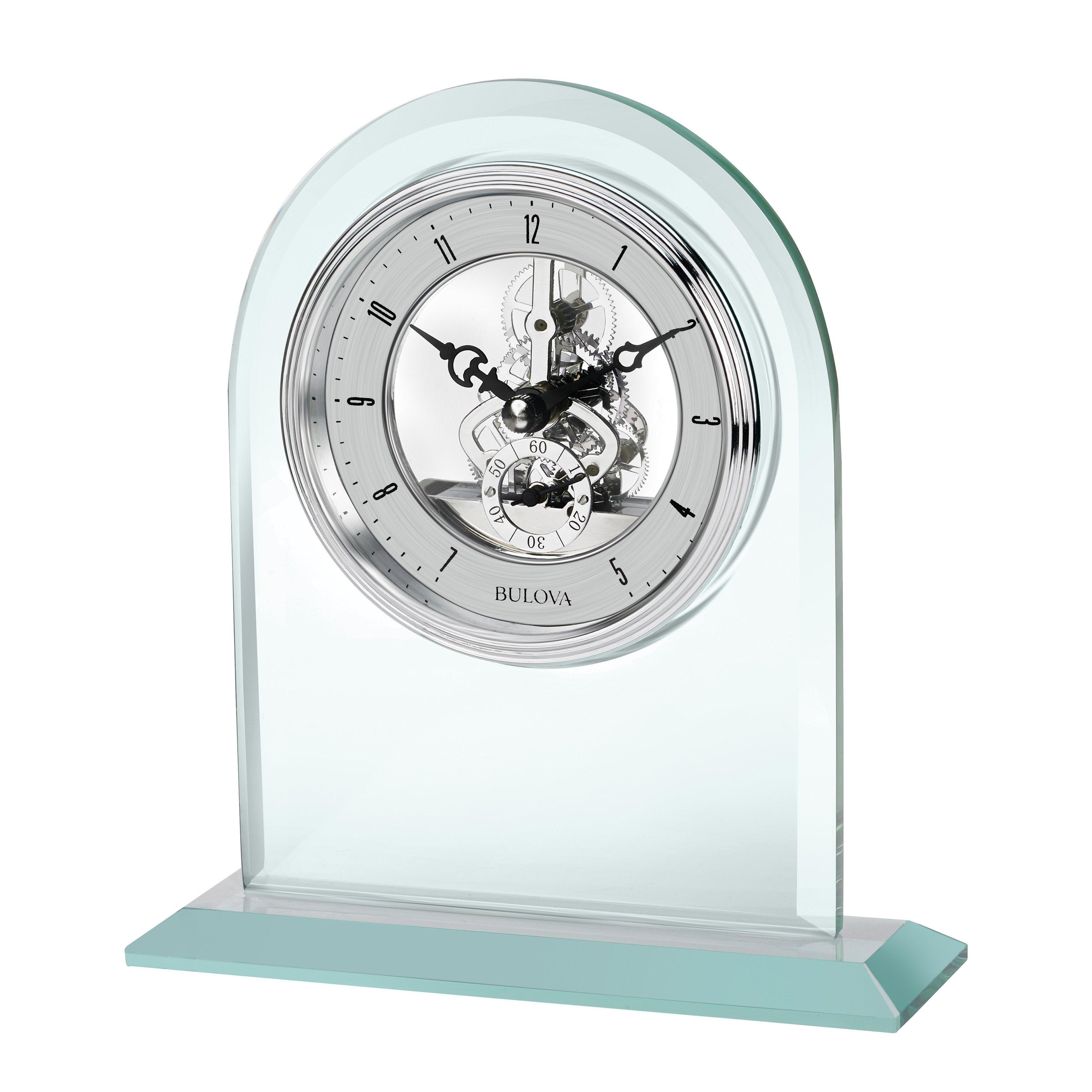 Bulova Clarity Desk Clock by Bulova