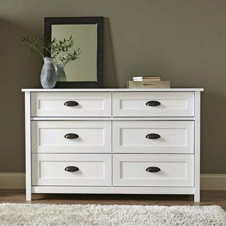 Better Homes And Gardens Lafayette Dresser White Finish