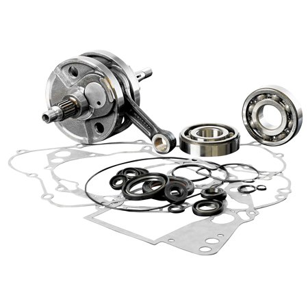 Wiseco Piston Crankshaft - Wiseco Piston Cr80r 86-02 Crankshaft Cr80r/85R 86 04 Wpc115 New
