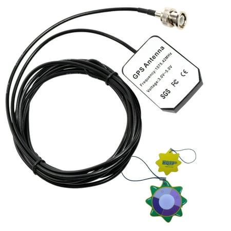 545s Gps - HQRP GPS Antenna for Garmin GPSMAP 545S, 546, 546s, 550S, 555S, 720, 720s, StreetPilot III GPS + HQRP UV Meter