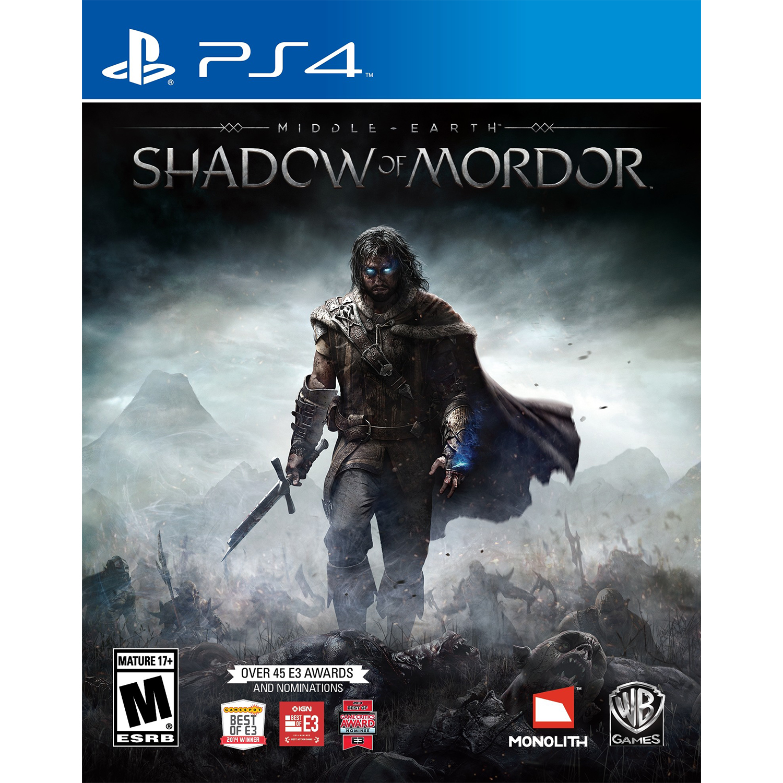 Middle Earth: Shadow of Mordor (PS4) Warner Bros.