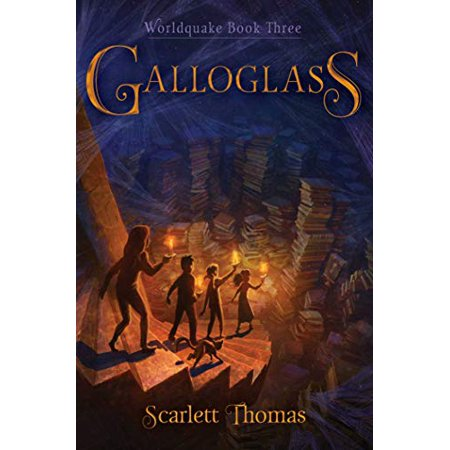 Galloglass (Worldquake, Bk.3) - image 1 of 1