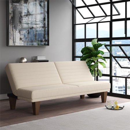 Surprising Realrooms Donna Convertible Futon Couch Microfiber Upholstery Multiple Colors Squirreltailoven Fun Painted Chair Ideas Images Squirreltailovenorg