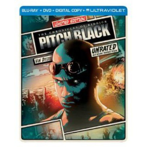 The Chronicles Of Riddick: Pitch Black (Blu-ray   DVD) (Widescreen)