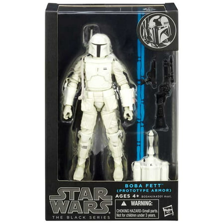 Star Wars Black Series Boba Fett Action Figure [Prototype Armor]