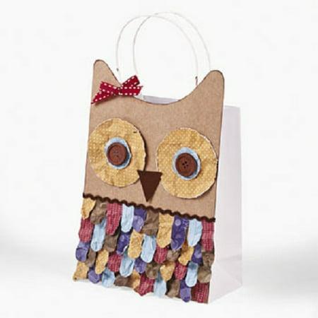 Lot Of 12 Plain White Medium Paper Gift Craft Bags