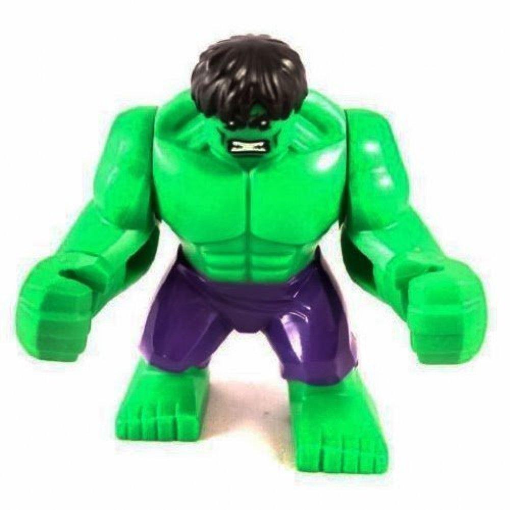 LEGO Marvel Avengers Super Heroes Minfigure - Hulk with P...
