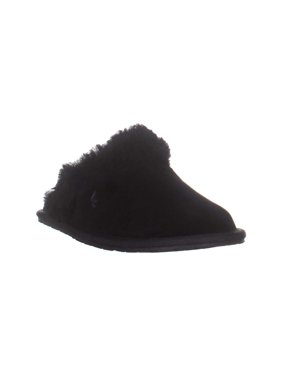 85f30119d77 Black UGG Womens Slippers - Walmart.com