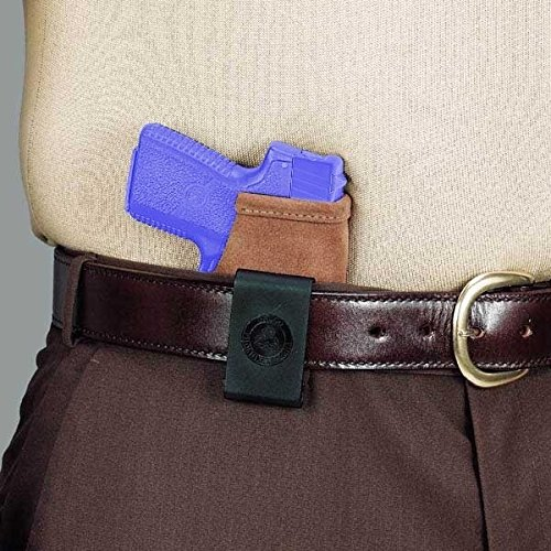 Galco Stow-N-Go Inside The Pant Holster for Glock 26, 27, 33 Black, Left Handed by Galco