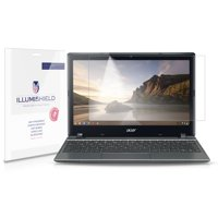iLLumiShield Anti-Bubble/Print Screen Protector 2x for Acer Chromebook 11.6""