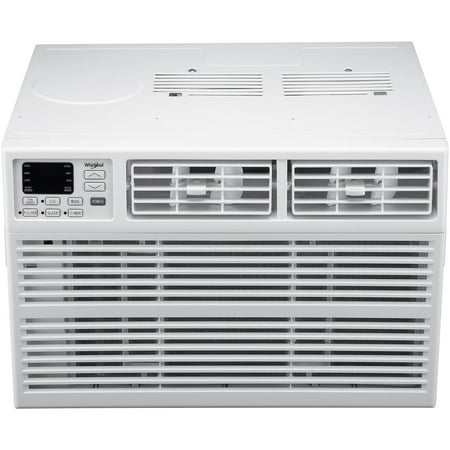 Whirlpool Energy Star 18,000 BTU 230V Window-Mounted Air Conditioner with Remote Control Whirlpool Air Conditioner Parts