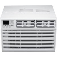 Whirlpool Energy Star 18,000 BTU 230V Window-Mounted Air Conditioner with Remote Control