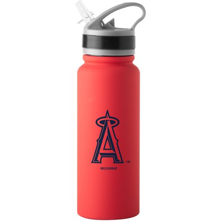 MLB Los Angeles Angels 25 oz. Stainless Steel Water Bottle