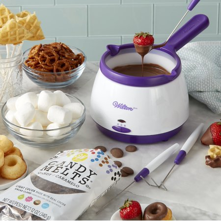 Wilton Candy Melts Melting Pot Best Fondue Pots