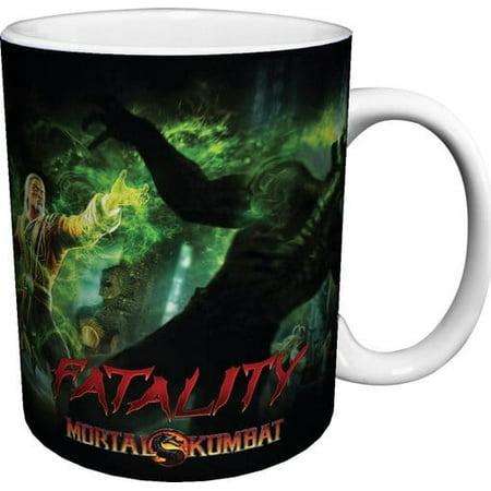 Mortal Kombat: Shujinko Fatality 11 oz. Mug