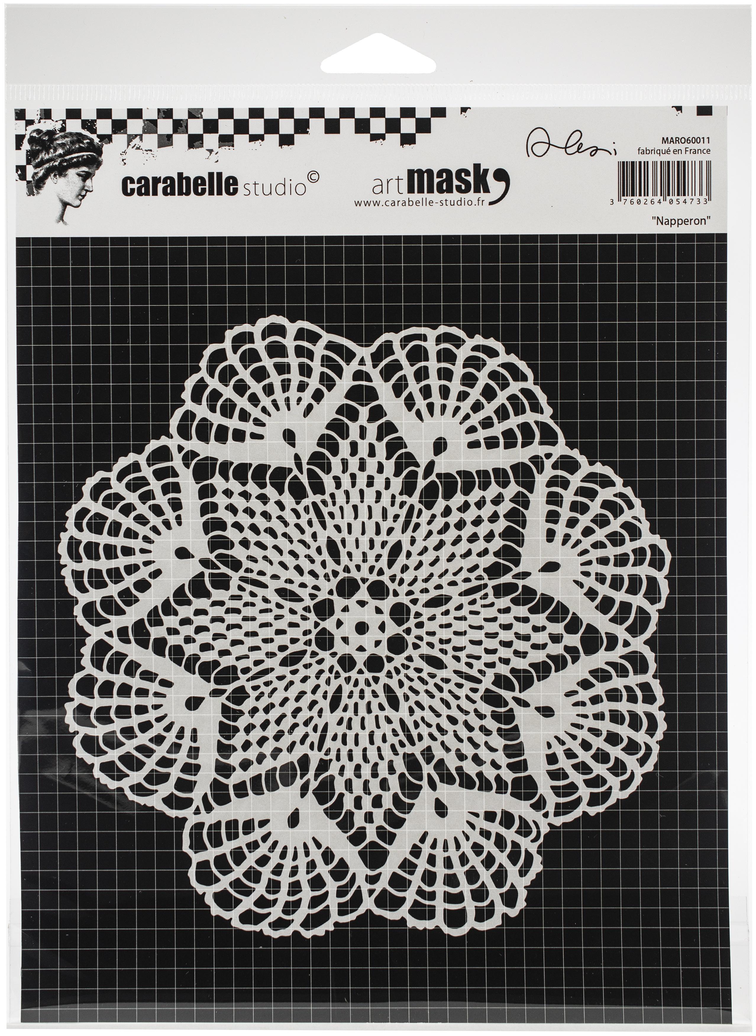 70 Carabelle Studios carabelle m/áscara de 10,5 x 14,8 cm venitien by Alexi