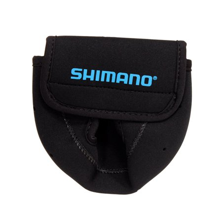 Shimano Neoprene Spinning Reel Cover Small, Black (Best Small Fishing Reel)