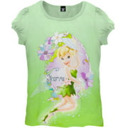 Tinkerbell - Fairy Flight Tie Dye Juvy Girls T-Shirt