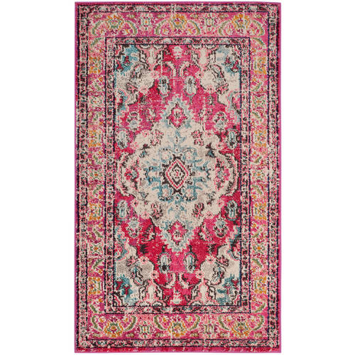 Safavieh Monaco Toria Traditional Area Rug or Runner by Safavieh