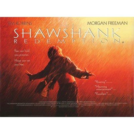 The Shawshank Redemption Movie Poster  17 X 11