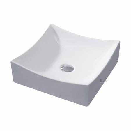 Hand Painted Ceramic Sinks (L-016 Bathroom Porcelain Ceramic Vessel Vanity Sink Art Basin )
