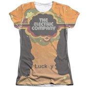 Electric Company Silhouette Blend Juniors Sublimation Shirt