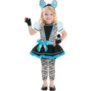 Zebra Cutie Toddler Halloween Costume