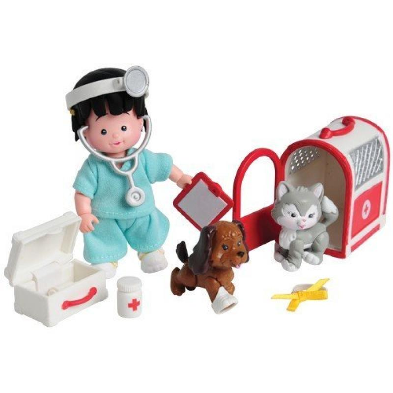 Paddywhack Lane Madeline's Pet Hospital Playset by