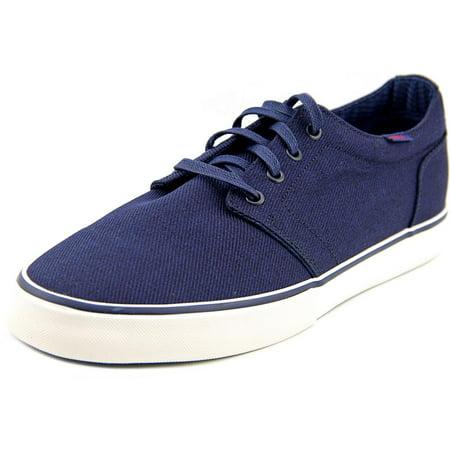 C1rca Drifter   Round Toe Canvas  Skate Shoe