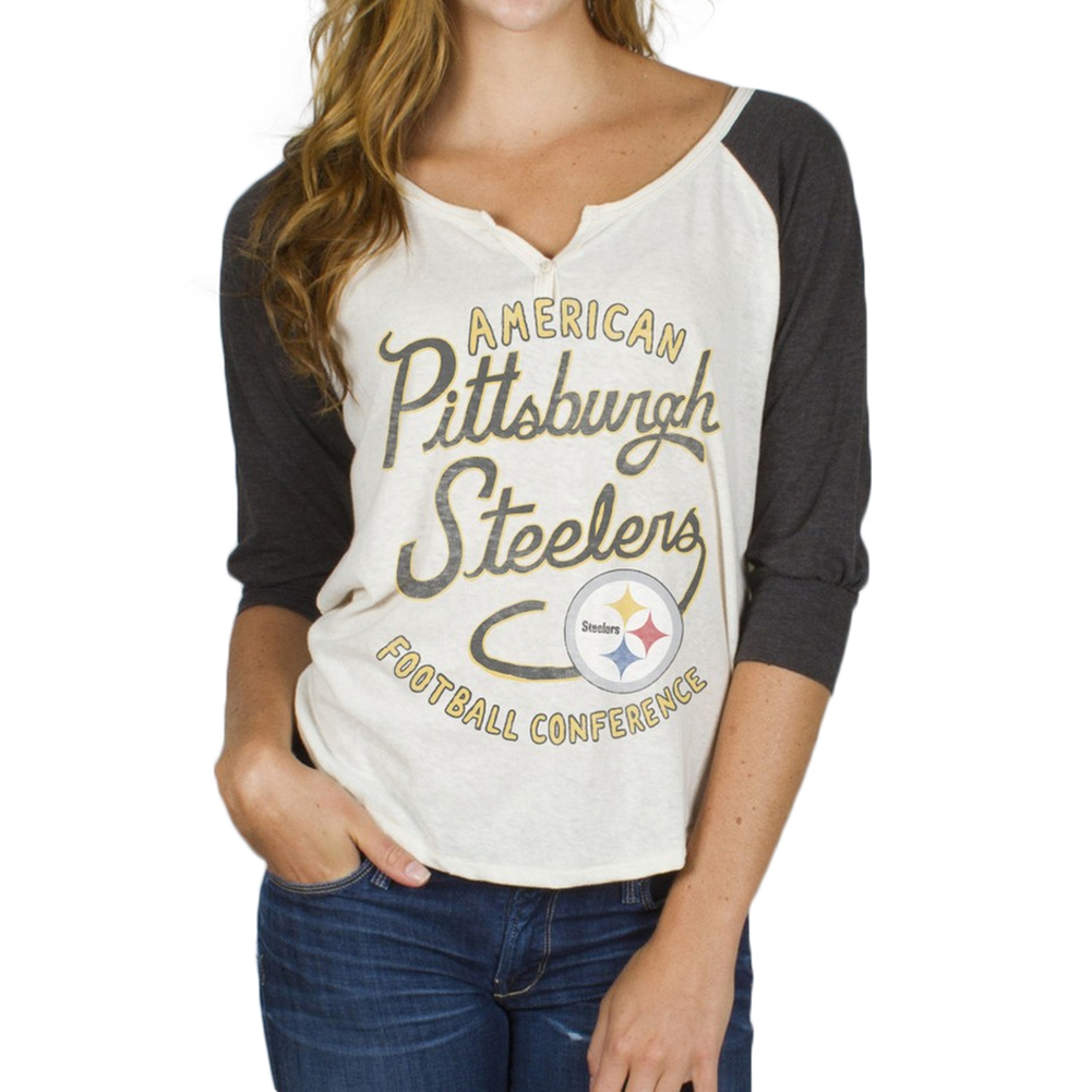 Pittsburgh Steelers - Rookie Juniors Raglan